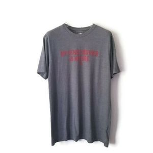 The North Face shirt tee slim fit size Large